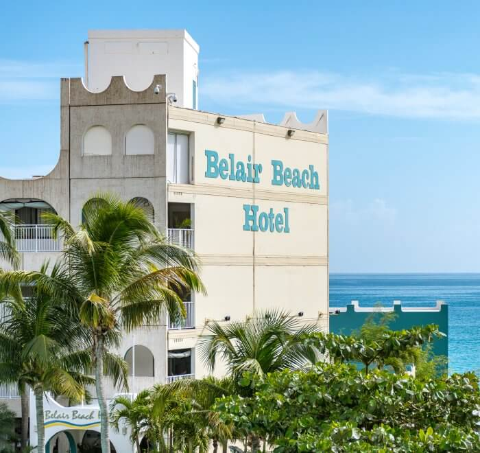 Belair Beach Hotel Reservation
