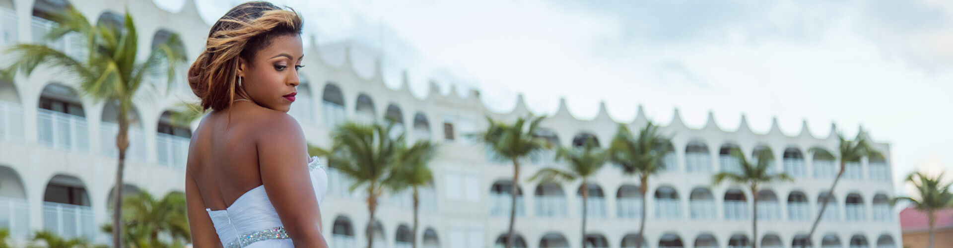 Belair Beach Hotel Wedding